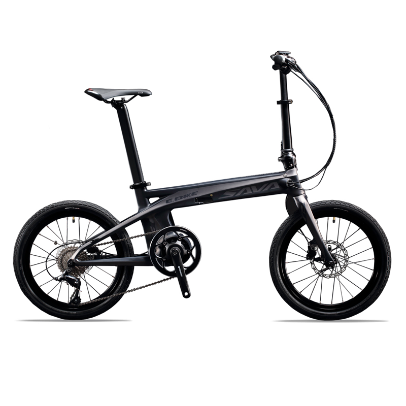 Race-Star Carbon E-Folding Bike E8