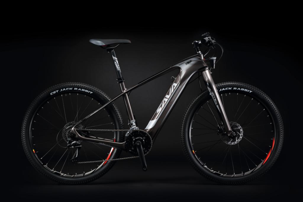 Race-Star Carbon E-MTB Knight SLX 27,5