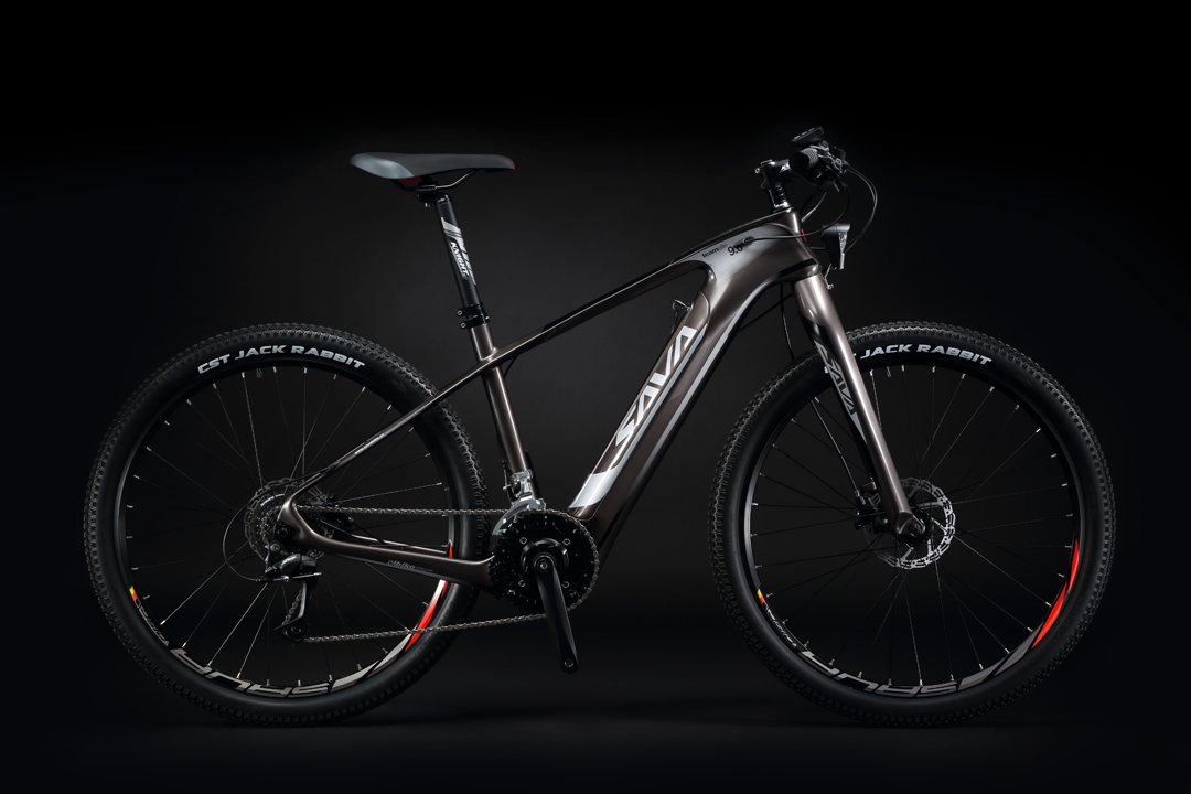 Race-Star Carbon E-MTB Knight SLX 27,5