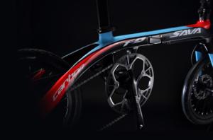 Race-Star Carbon E-Folding Bike E8